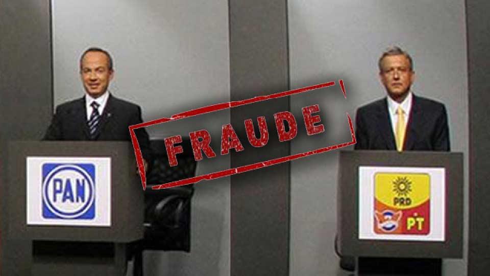 Elección presidencial 2006.