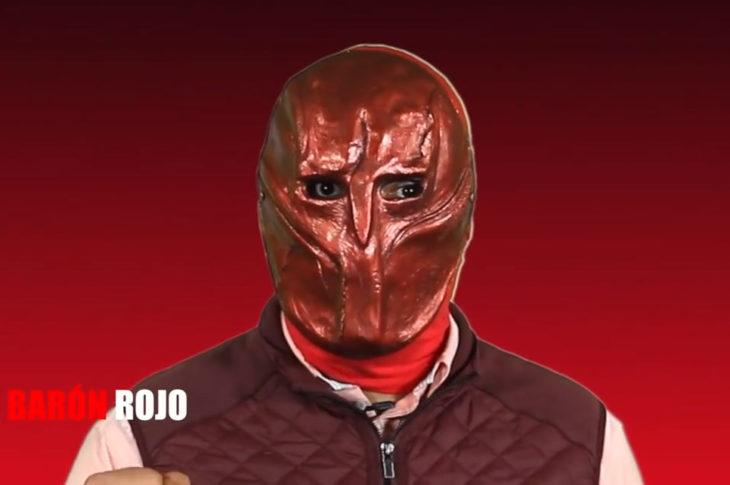 El Barón Rojo.