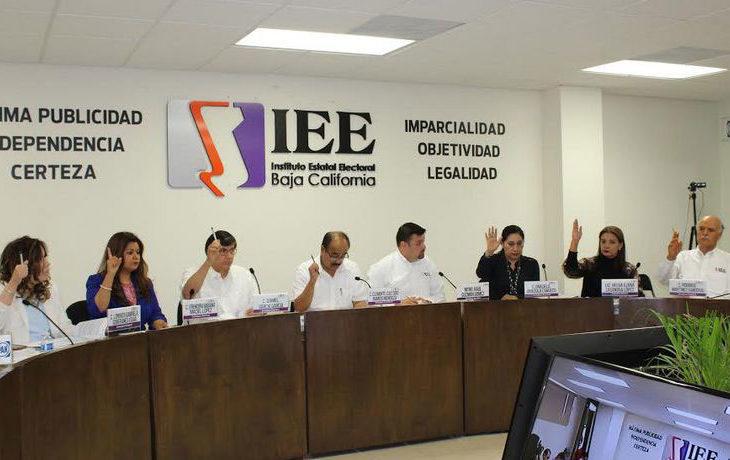 IEEBC, foto de archivo.