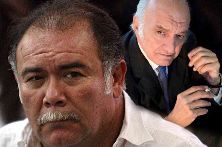 Jesús Ochoa y Fernando Larragaña.