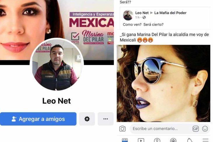 Capturas de pantalla de Leo Net.