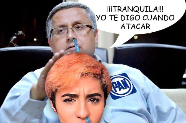 Meme de la página de Facebook llamada Gustambo Baches.