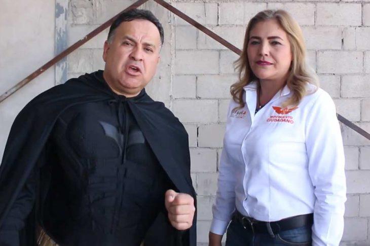 Pepe Kotori y Gisela Acosta.