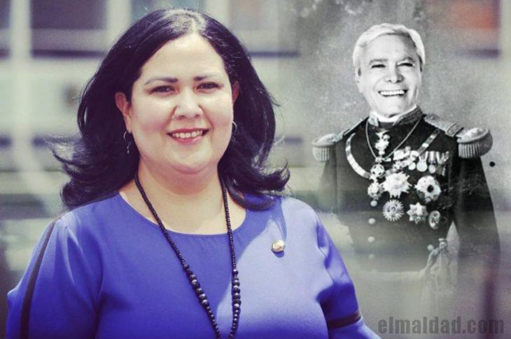 Alejandra León vs ampliación de mandato de Bonilla.