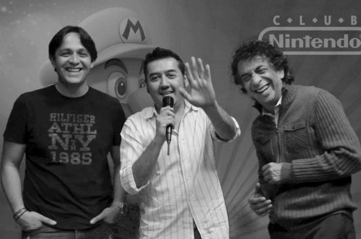 Javier, Toño y Gus Rodríguez, referente obligatorio de Club Nintendo y Nintendomania.