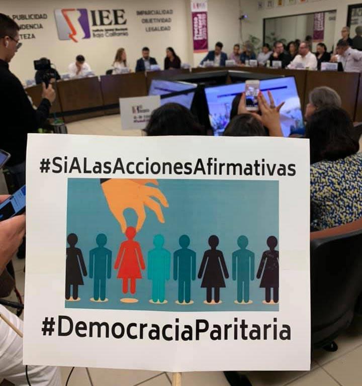 Foto de Michel Sánchez dentro de la sesión.