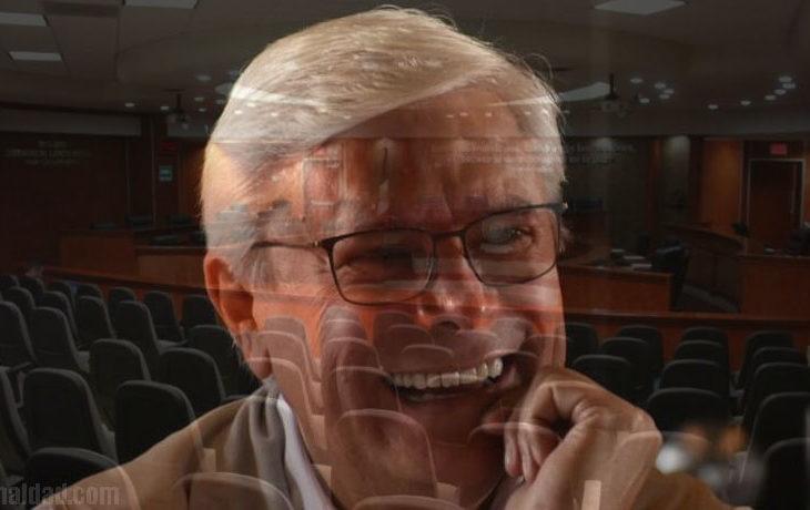 Se dice que Jaime Bonilla sobornó al congreso de la anterior legislatura y el actual lo obedece por ser del mismo partido.