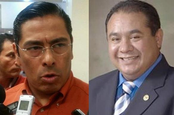 Diputado Molina tiene de asesor a González Ortega.