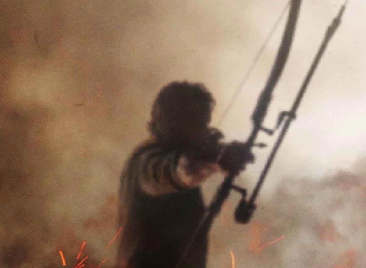 Rambo: Last Blood.