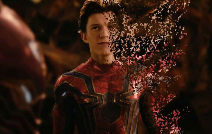 """""""No me quiero ir, señor Universo Marvel"""", eso diría el hombre araña."""