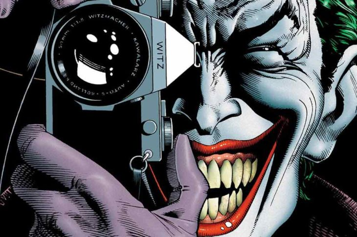 Portada de The Killing Joke.