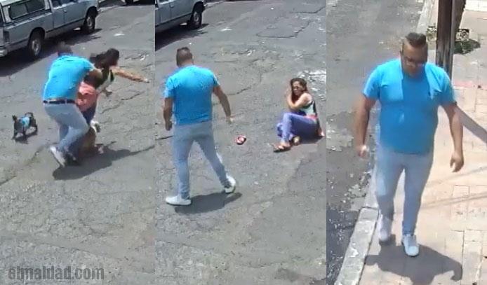 Carlos Antonio Gómez Rebollo atacó a una mujer en la CDMX.