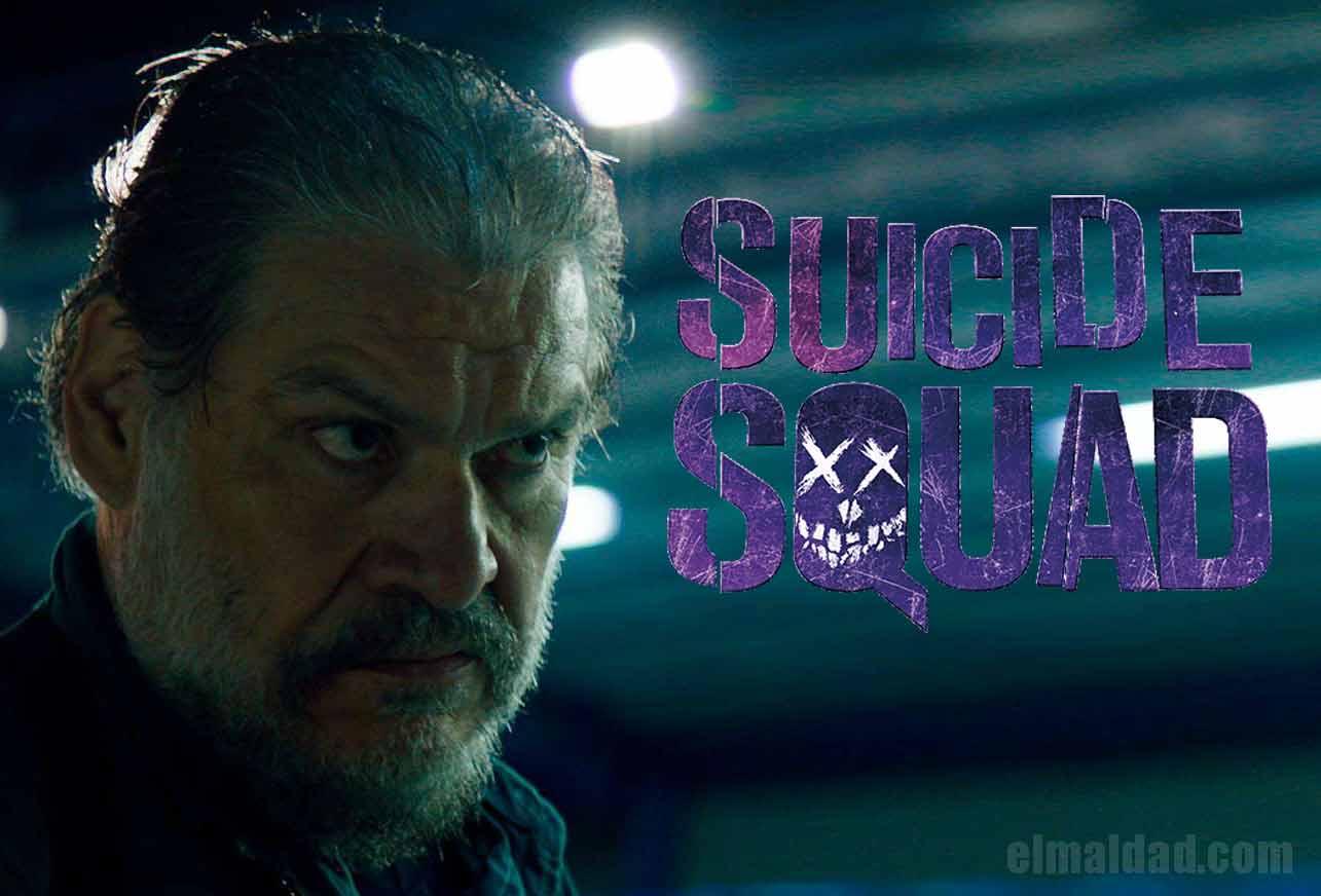 Joaquín Cosío estará en Suicide Squad 2.