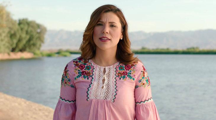 Marina del Pilar, presidente municipal electa de Mexicali.