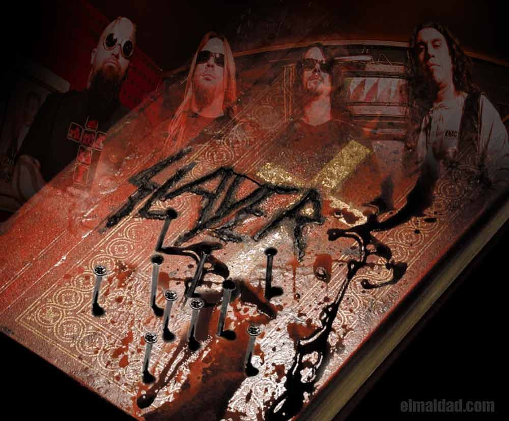 Slayer lanzó God Hates Us All el 11 de septiembre del 2001.