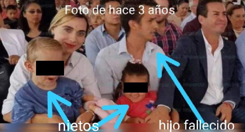 Familia Orihuela.