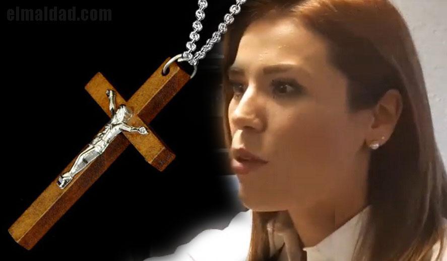 Marina del Pilar dijo que no había intención de ofender a los católicos.