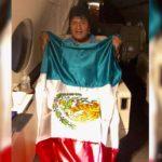 Evo Morales desde el avión que no tiene ni Obama, ya viene para México.