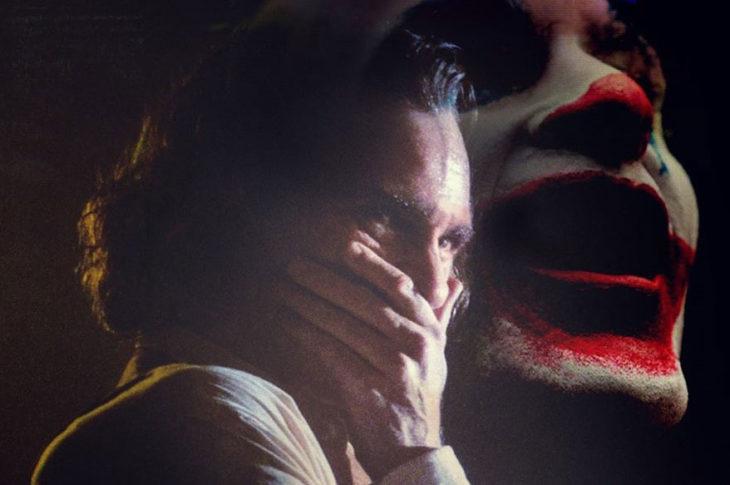 Joaquin Phoenix interpretando a Joker.