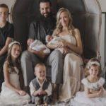 Familia LeBarón, víctimas de la inseguridad.