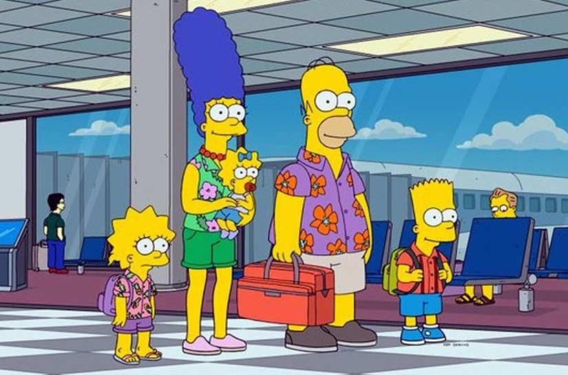 Los Simpson estarán un rato más al aire.