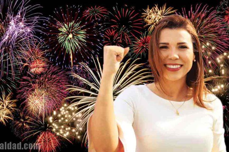 Marina del Pilar dijo que el ayuntamiento de Mexicali no otorgará permisos de venta de cohetes.
