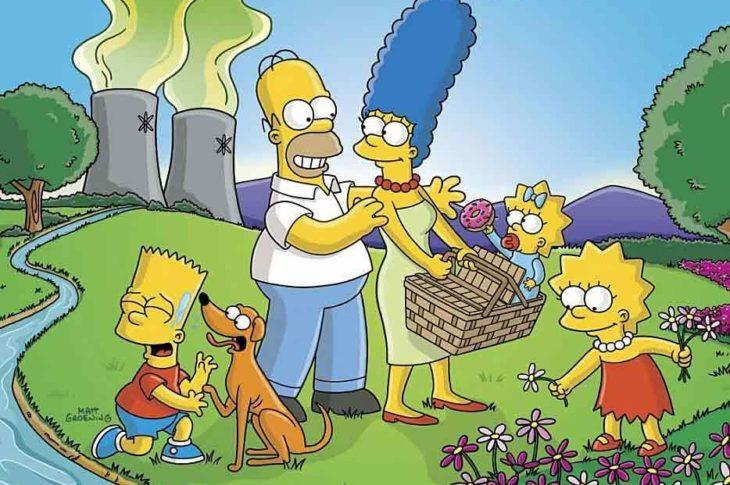 Los Simpson fueron creados por Matt Groening.