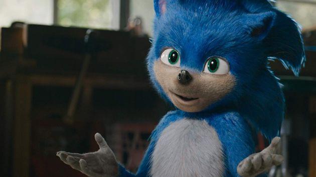 Así era el Sonic que nos querían ofrecer al principio