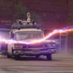 Escena del trailer Ghostbusters: Legacy.