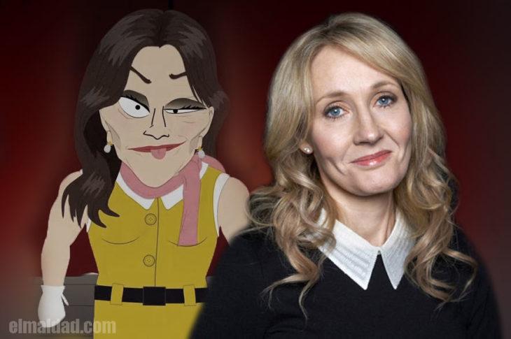 JK Rowling ha sido calificada de transfobica por no someterse a los dogmas actuales.