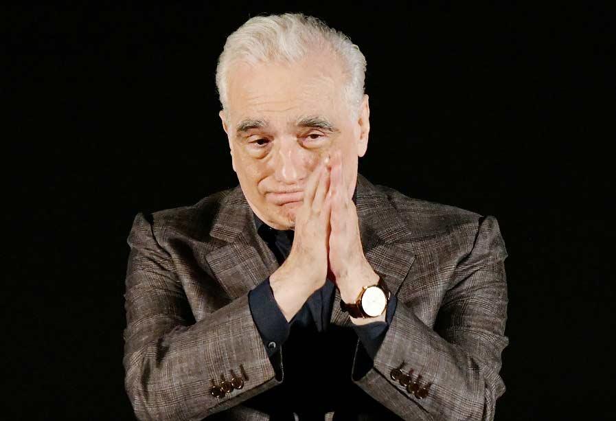 Martin Scorsese pide que no veas cine en smartphones.