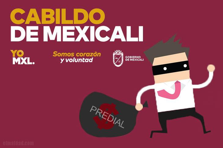 El cabildo de Mexicali, quienes presumen ser corazón y voluntad.