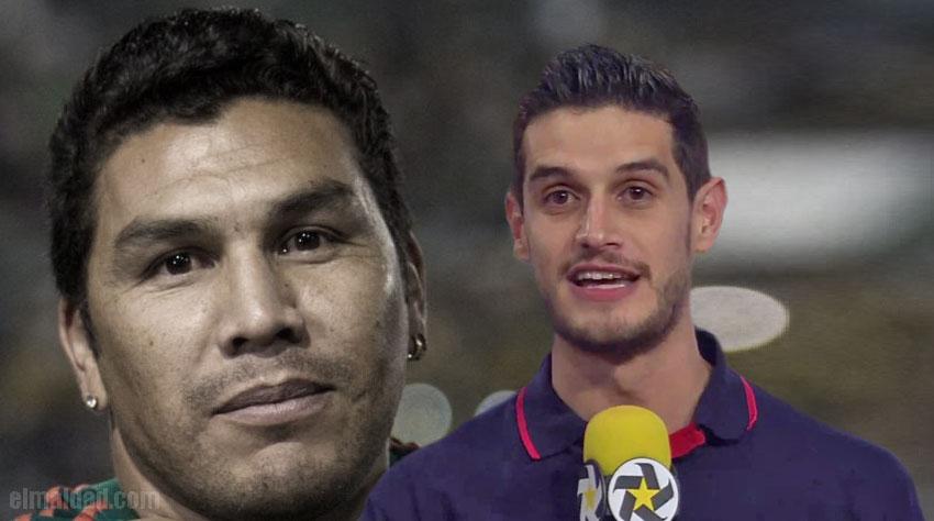 Adrián Marcelo hizo comentario en partido de fútbol recordando el caso Cabañas.