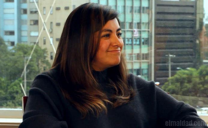 Azucena Pimentel, ex-productora de Televisa.