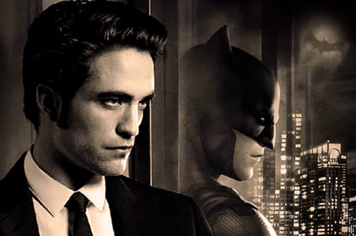 Robert Pattinson encarna a Batman.