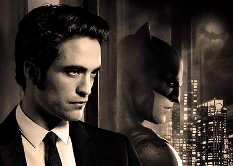 Robert Pattinson encarna a Batman.