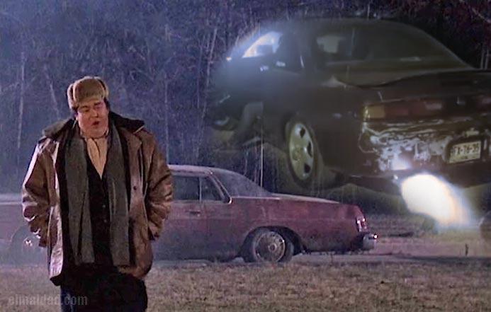 """El carro """"pedorro"""" nos recuerda al del tío Buck."""