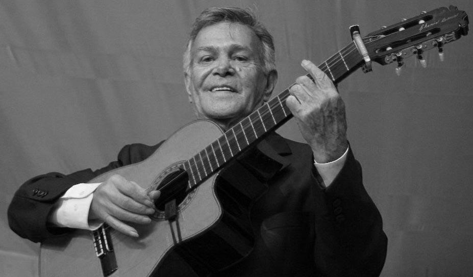 Chamín Correa falleció a la edad de 90 años, descanse en paz.