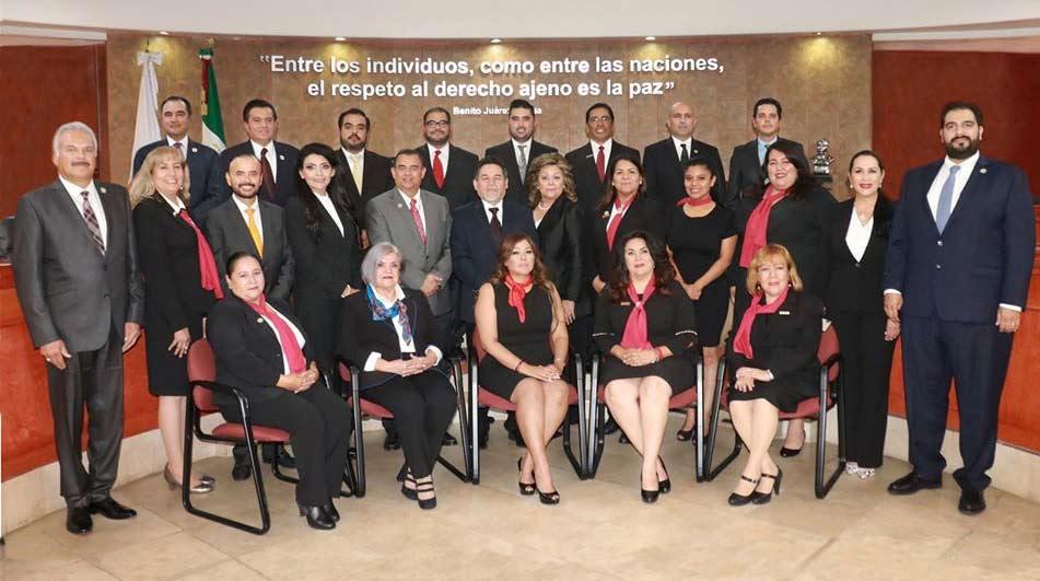 Congreso de Baja California XXIII Legislatura.