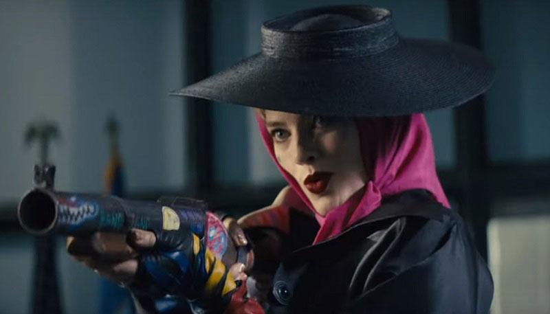 Harley Quinn en Birds Of Prey.