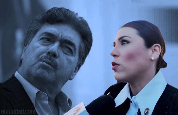 Kiko Vega tiene la culpa de que suban los impuestos en BC según Marina del Pilar.