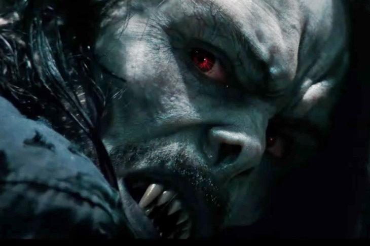Jared Leto como Morbius.