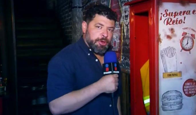 Diego Alejandro Rentería, mejor conocido como el Pulpomo.