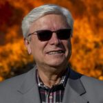 Jaime Bonilla, gobernador de Baja California, quien dijo traer la 4T al estado.