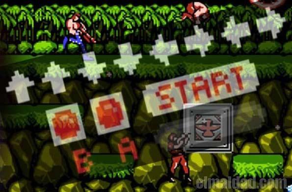 El código Konami.