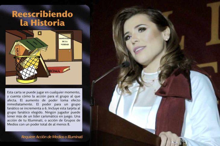 Marina del Pilar, presidenta municipal de Mexicali.