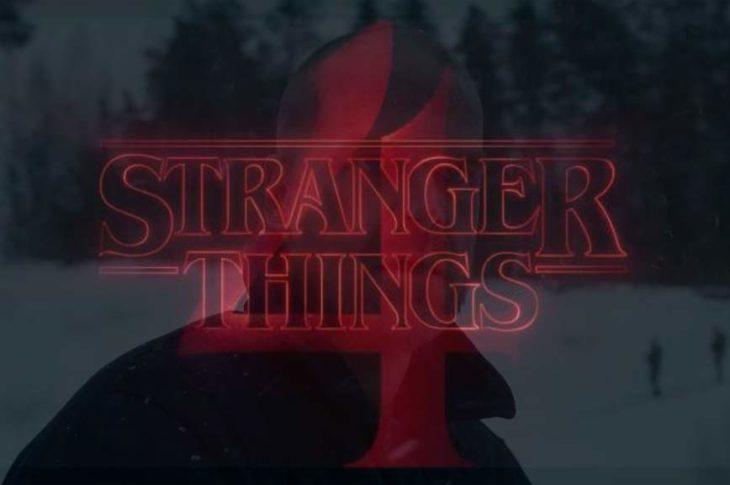 Stranger Things 4 será estrenada hasta el mes de septiembre.