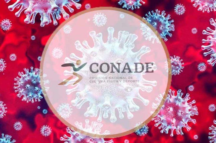 CONADE contradice a la Secretaría de Salud sobre el coronavirus.