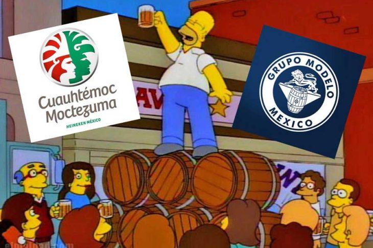 Regresa la producción y distribución de cerveza en México.