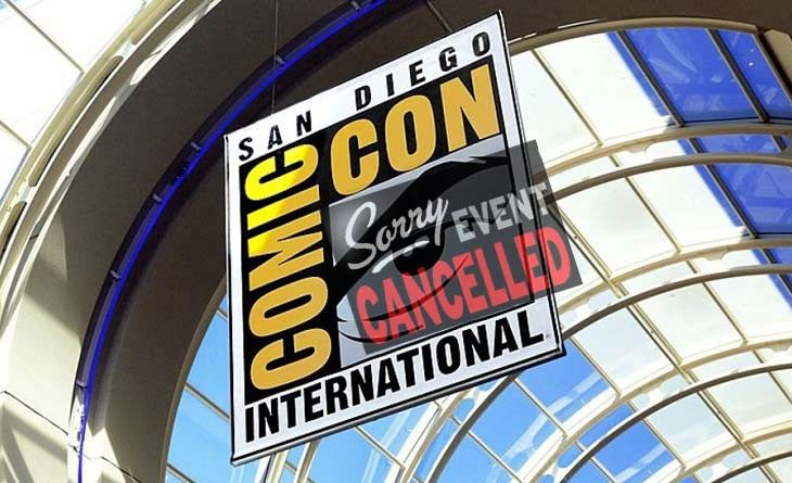 Comic Con 2020 se cancela.